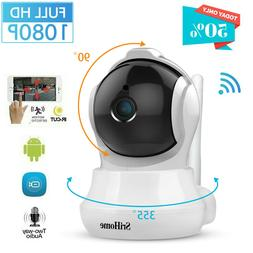 Wireless Security IP Camera Indoor Home Smart Wifi System Mo