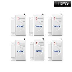 KERUI 433Mhz DC 12V Security Wireless Door Window Sensor for