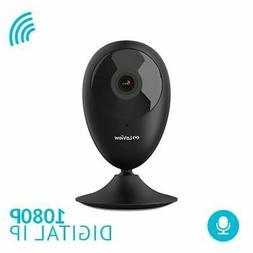 Wireless WiFi IP Security night Camera 1080P Full HD Indoor