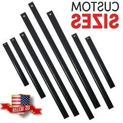 Yard Sign Post Stake Pole Hanger METAL Fits ADT Brinks Ring